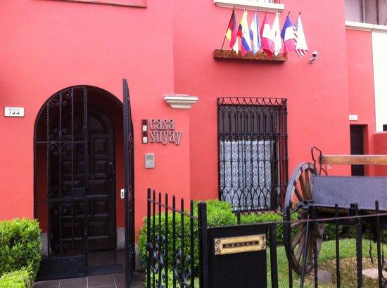Hotel Casa Suyay: Hotel
