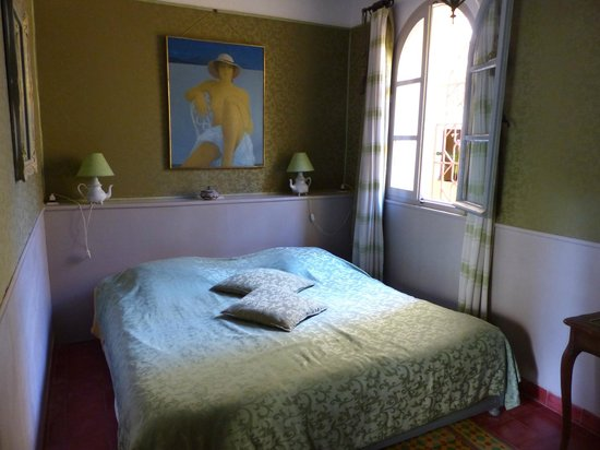 Dar Beldi : chambre