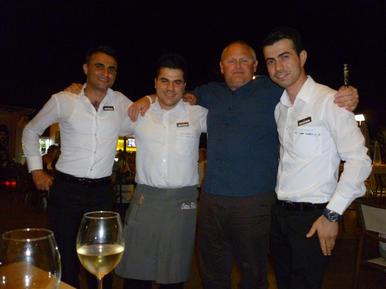 Hotel Cettia Beach Resort: 'The lads'