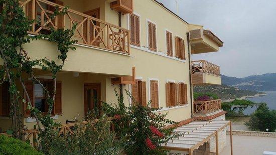 Lycia Hotel : Отель