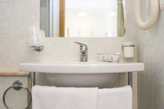 Hotel Silvia: un particolare dei nostri bagni
