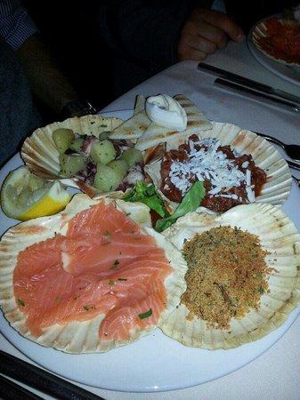 Eat Sicily: Antipasto di Mare