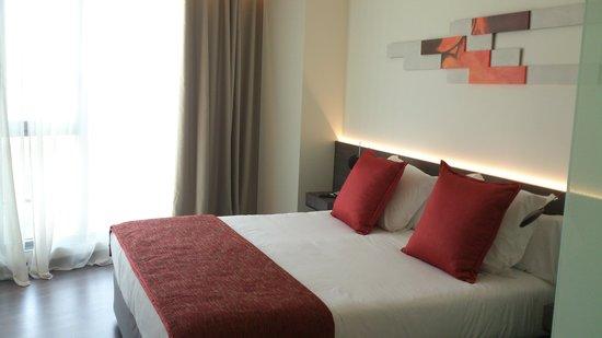 Olivia Balmes Hotel: Lit 2 places