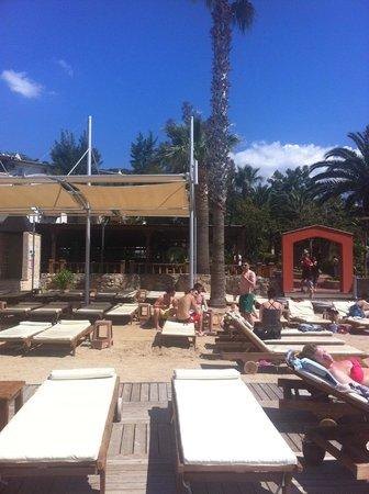 Ersan Resort & Spa: Plage