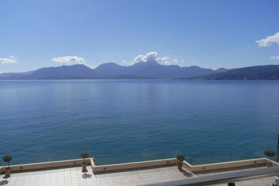 Miramare Resort & Spa : Sea View