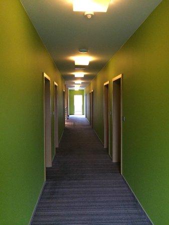 Ahotel Hotel Ljubljana: Corridor - 2nd floor