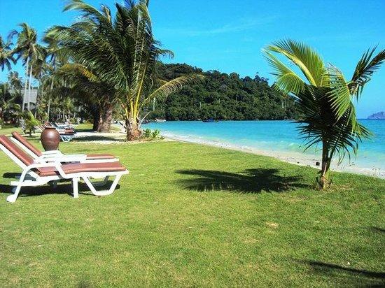 Phi Phi Island Village Beach Resort : Entspannung pur