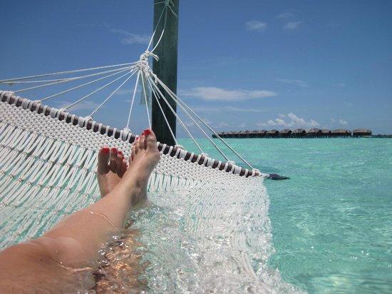 Anantara Dhigu MaldivesResort: Relax to the max