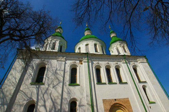 St. Cyril's Monastery: Kyiv: St. Cyril's Church