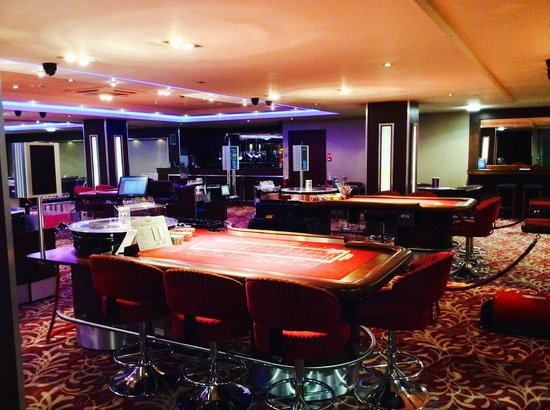 The Palace Casino: Gaming Floor