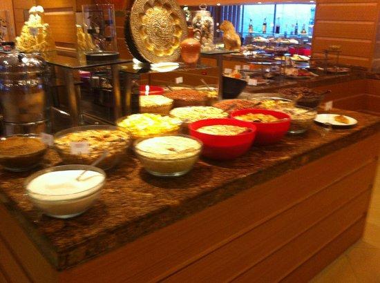 Ersan Resort & Spa: Buffet petit-déjeuner