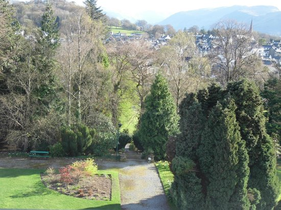 The Keswick Country House Hotel: More countryside views
