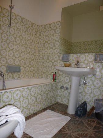 Hotel Orto De Medici: La salle de bain