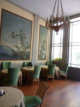 Hotel Orto De Medici : Salle du petit déjeuner