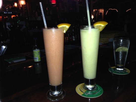 Morgan's Mango: Amazing frozen drinks