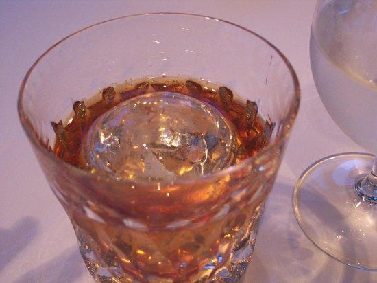 Sant Pau: お酒(パチャラン)