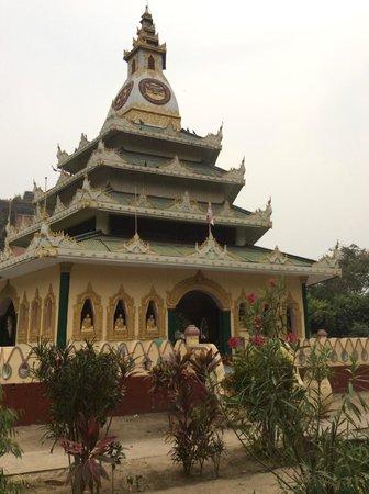 Mingun Temple : Miguin Temple