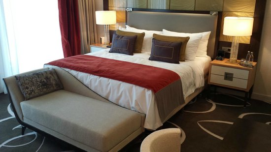 Waldorf Astoria Berlin: Zimmer1