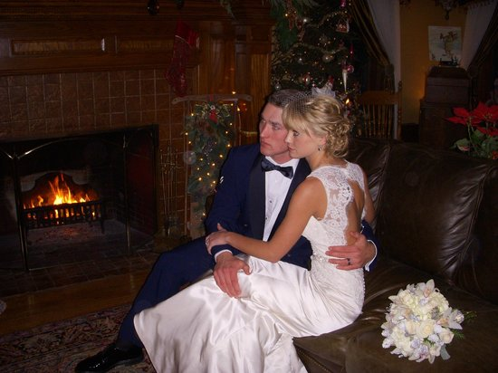 Westphal Mansion Inn Bed & Breakfast: Perfect venue for small weddings and wedding photos