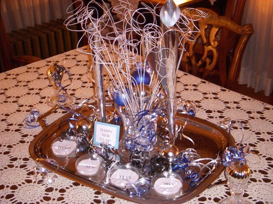 Westphal Mansion Inn Bed & Breakfast: Spend a relaxing New Years Eve at the Inn