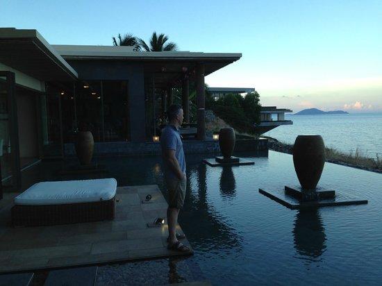 Mia Resort Nha Trang : Sunset