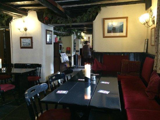 Kirkstone Pass Inn: Dining Area
