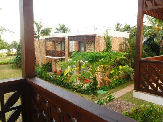 Melia Zanzibar : other room from our balcony