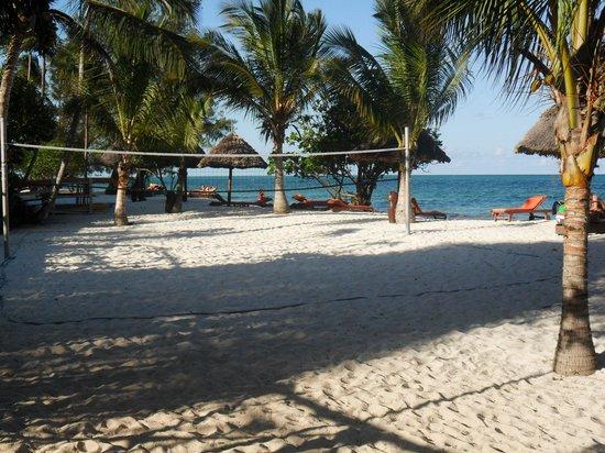 Melia Zanzibar : Beach sports area