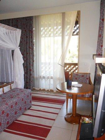 Melia Zanzibar: Rooms