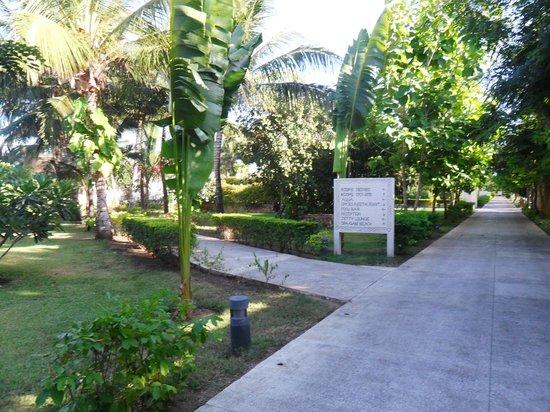 Melia Zanzibar: Vast Property