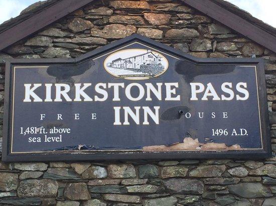 Kirkstone Pass Inn: Where am i?