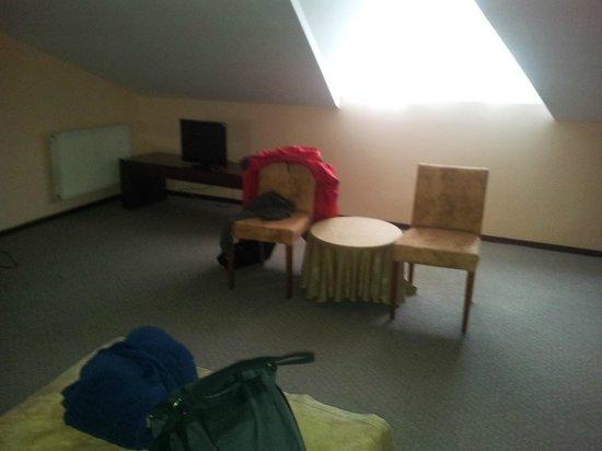 Lycus River Hotel: Attic room