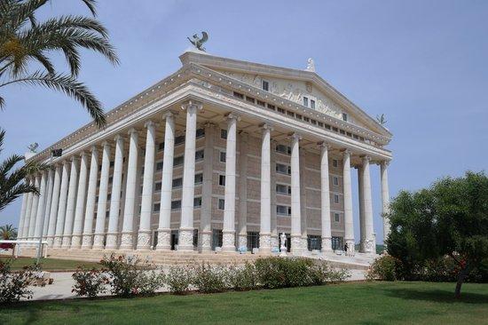 Kaya Artemis Resort and Casino: Hotel batiment principal