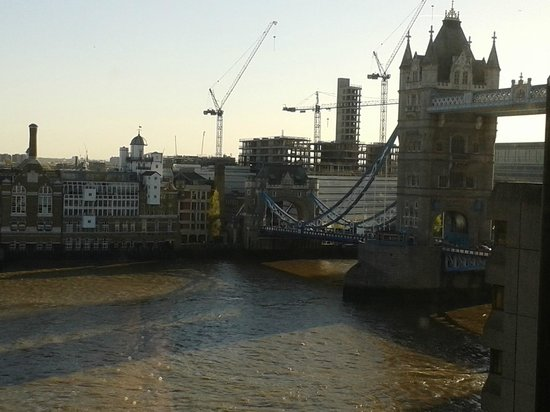 The Tower: View of Tower Bridge