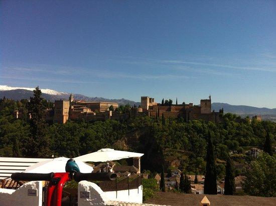 Mirador de San Nicolas: Alhambra