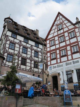 Zum Albrecht Durer Haus - Bild von Zum Albrecht Dürer Haus ...