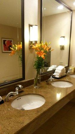Sheraton Suites Houston Near The Galleria: Banheiro