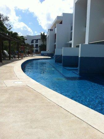 Grand Riviera Princess All Suites Resort & Spa: Yucatan Pool