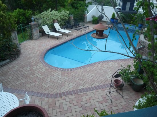 Edenwood Guest House: piscine