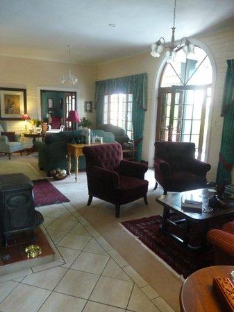 Edenwood House: salle commune