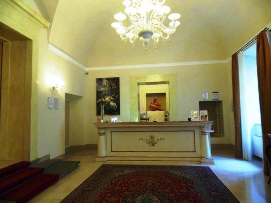 Palazzo San Lorenzo Hotel & Spa: Reception