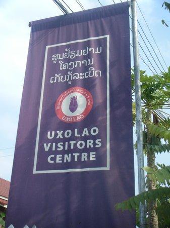 UXO Laos Visitor Center : UXO Centre