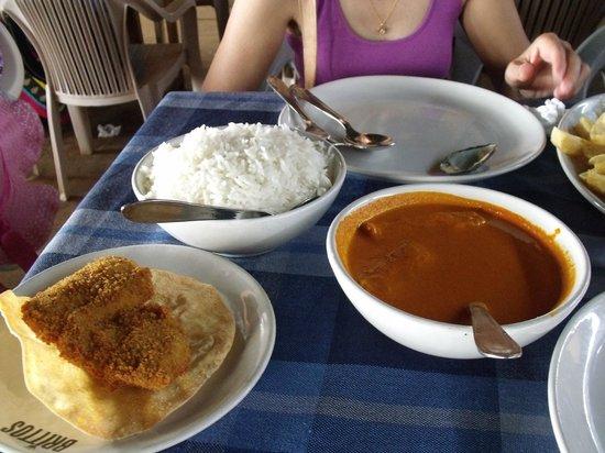 Britto's: The Curry