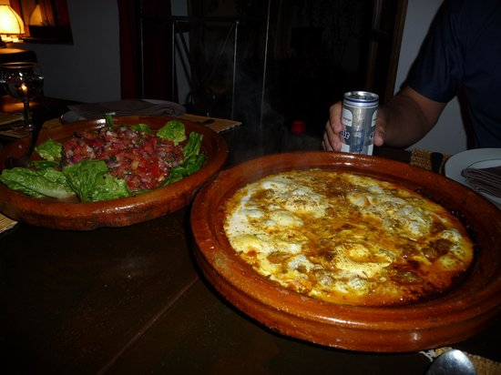 Riad Dar Zaman: Dinner at Dar Zaman