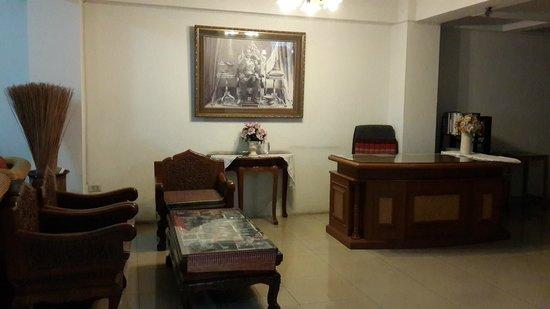 Baan Permchan Guesthouse: Lobby