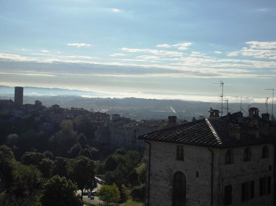 Palazzo San Lorenzo Hotel & Spa : Panorama dalla camera