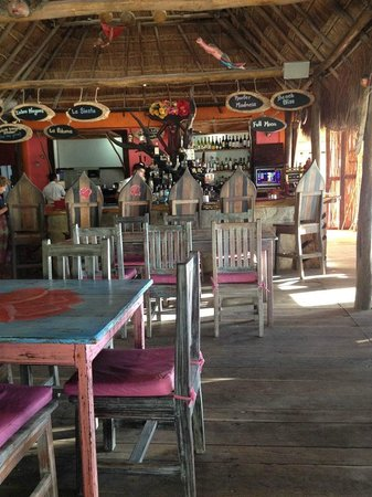 La Zebra Colibri Boutique Hotel : Restaurant