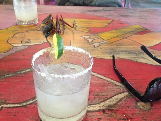 La Zebra Colibri Boutique Hotel: Welcome Margarita