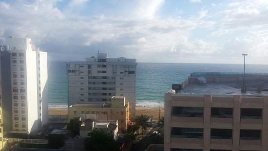 Best Western Plus Condado Palm Inn & Suites: Another partial view.