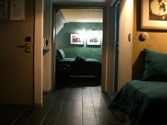 Hotel Jeanne d'Arc: anticamera